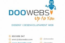 Últims projectes de Doowebs